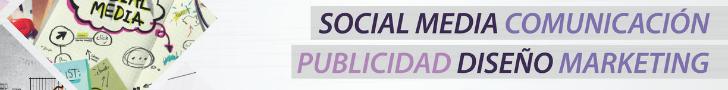 Redes sociales, Sitios web, Diseño, Apps Móviles, Marketing y Pubicidad